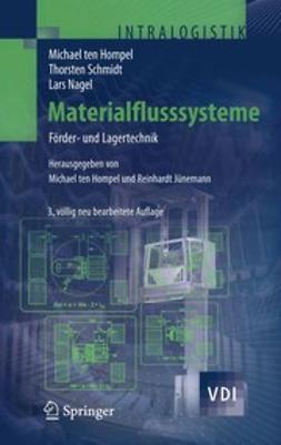 Hompel, Michael - Materialflusssysteme, ebook
