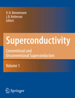 Bennemann, K. H. - Superconductivity, ebook