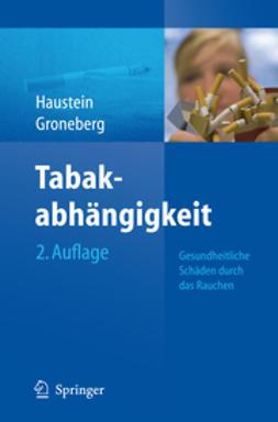 Groneberg, David - Tabakabhängigkeit, ebook