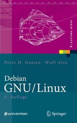 Alex, Wulf - Debian GNU/Linux, e-bok
