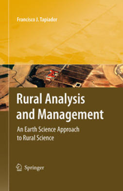 Tapiador, Francisco J. - Rural Analysis and Management, ebook