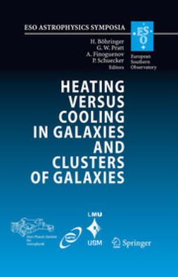 Böhringer, H. - Heating versus Cooling in Galaxies and Clusters of Galaxies, ebook