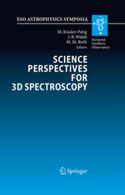 Kissler-Patig, Markus - Science Perspectives for 3D Spectroscopy, e-bok