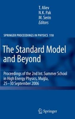 Aliev, Takhmasib - The Standard Model and Beyond, ebook
