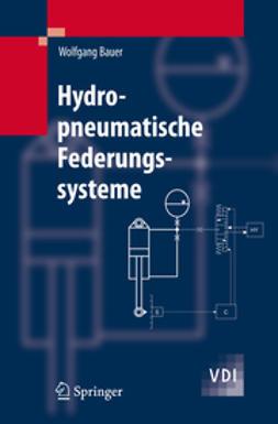 Bauer, Wolfgang - Hydropneumatische Federungssysteme, ebook