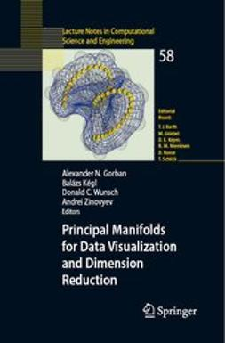 Gorban, Alexander N. - Principal Manifolds for Data Visualization and Dimension Reduction, ebook