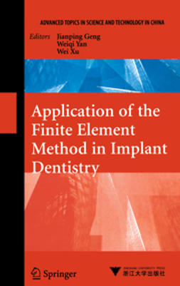 Geng, Jianping - Application of the Finite Element Method in Implant Dentistry, ebook