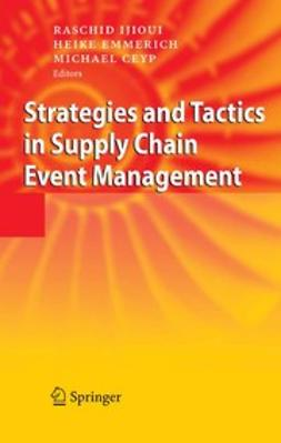 Ceyp, Michael - Strategies and Tactics in Supply Chain Event Management, ebook