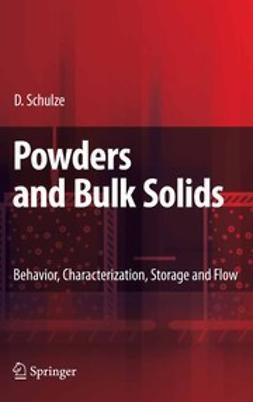 Schulze, Dietmar - Powders and Bulk Solids, ebook