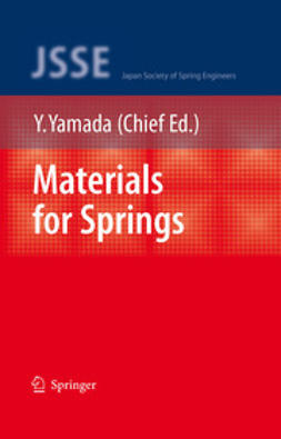 Yamada, Yoshiro - Materials for Springs, ebook
