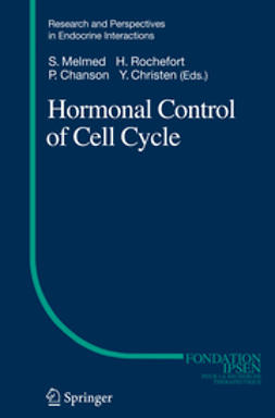 Chanson, Phillipe - Hormonal Control of Cell Cycle, e-kirja