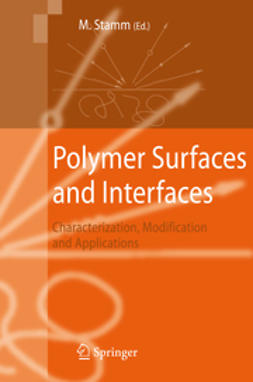 Stamm, Manfred - Polymer Surfaces and Interfaces, ebook