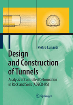 Lunardi, Pietro - Design and Construction of Tunnels, ebook