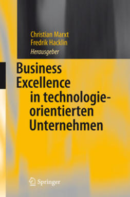 Hacklin, Fredrik - Business Excellence in technologieorientierten Unternehmen, ebook