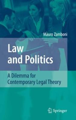 Zamboni, Mauro - Law and Politics, ebook