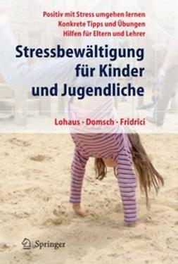 Domsch, Holger - Stressbewältigung für Kinder und Jugendliche, ebook