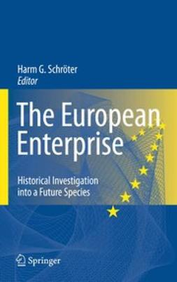Schröter, Harm G. - The European Enterprise, ebook