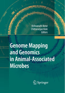 Nene, Vishvanath - Genome Mapping and Genomics in Animal-Associated Microbes, ebook