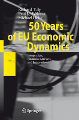 Heise, Michael - 50 Years of EU Economic Dynamics, e-bok