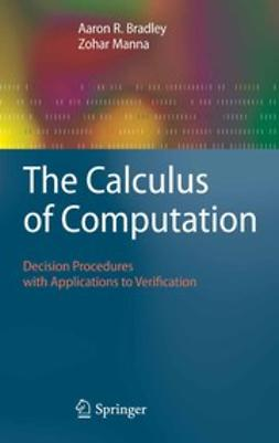 Bradley, Aaron R. - The Calculus of Computation, e-bok