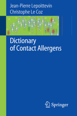 Coz, Christophe J. - Dictionary of Contact Allergens, ebook