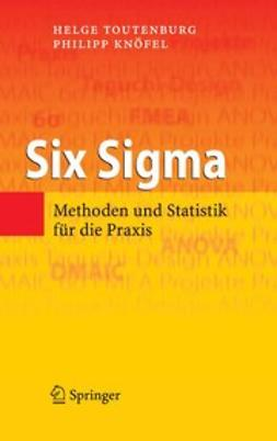 Knöfel, Philipp - Six Sigma, ebook