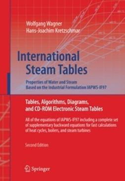 Wagner, Wolfgang - International Steam Tables, ebook