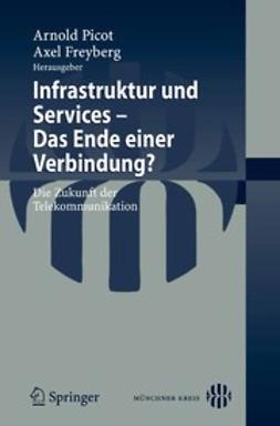 Freyberg, Axel - Infrastruktur und Services — Das Ende einer Verbindung?, ebook