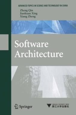Qin, Zheng - Software Architecture, e-kirja