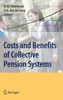 Lecq, Fieke - Costs and Benefits of Collective Pension Systems, ebook