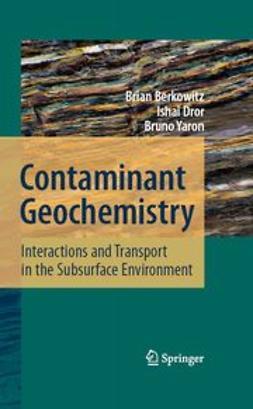 Berkowitz, Brian - Contaminant Geochemistry, ebook
