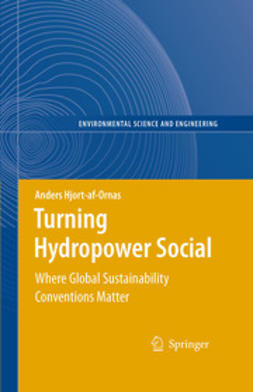 Hjort-af-Ornas, Anders - Turning Hydropower Social, ebook