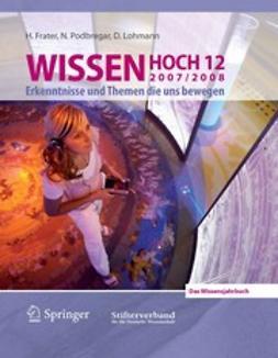 Frater, Harald - WISSEN HOCH 12, ebook