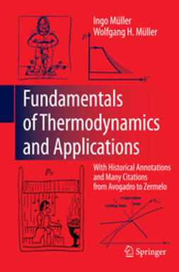 Müller, Ingo - Fundamentals of Thermodynamics and Applications, ebook