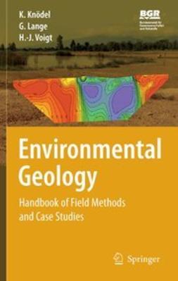 Knödel, Klaus - Environmental Geology, ebook
