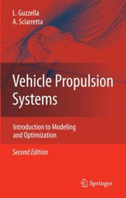 Guzzella, Lino - Vehicle Propulsion Systems, ebook