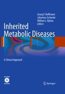 Hoffmann, Georg F. - Inherited Metabolic Diseases, ebook