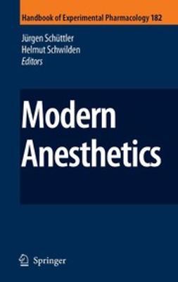 Modern Anesthetics