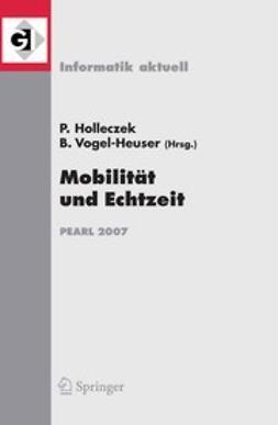 Holleczek, Peter - Mobilität und Echtzeit, ebook