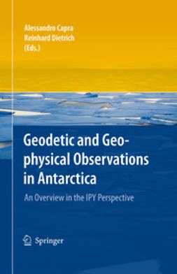 Capra, Alessandro - Geodetic and Geophysical Observations in Antarctica, ebook