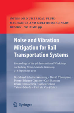 Gautier, Pierre-Etienne - Noise and Vibration Mitigation for Rail Transportation Systems, e-kirja