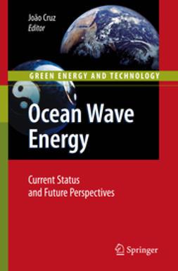 Cruz, Joao - Ocean Wave Energy, ebook