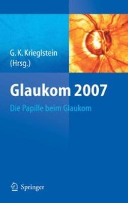 Krieglstein, G. K. - Glaukom 2007, ebook