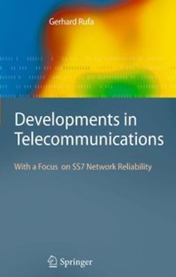 Rufa, Gerhard - Developments in Telecommunications, e-kirja