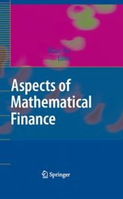 Yor, Marc - Aspects of Mathematical Finance, ebook
