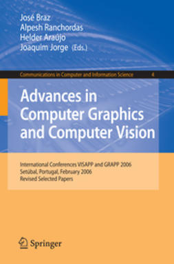 Araújo, Helder - Advances in Computer Graphics and Computer Vision, e-bok