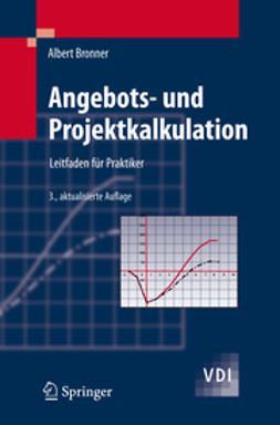 Bronner, Albert - Angebots- und Projektkalkulation, ebook
