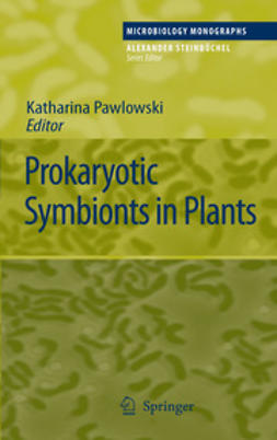 Pawlowski, Katharina - Prokaryotic Symbionts in Plants, ebook