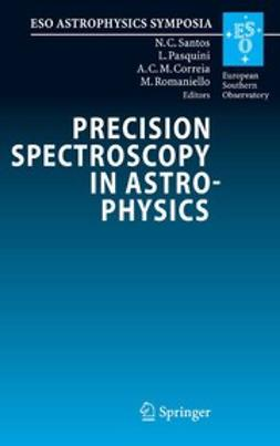 Correia, Alexandre C. M. - Precision Spectroscopy in Astrophysics, ebook