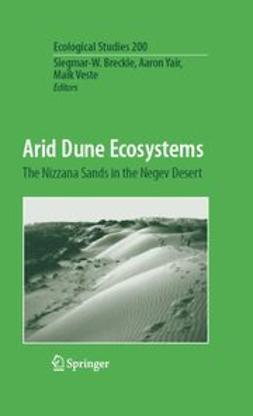 Breckle, Siegmar-W. - Arid Dune Ecosystems, ebook